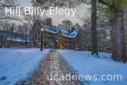 Unlearning the Hill Billy Elegy