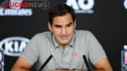 FEDERER SAYS COMEBACK IN TIME