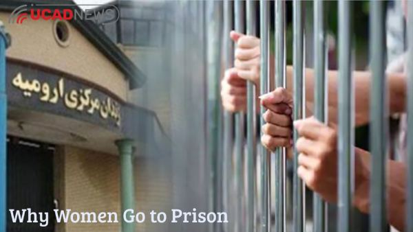 Why Women Go to Prison