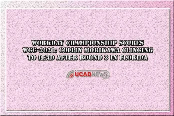 Workday Championship scores