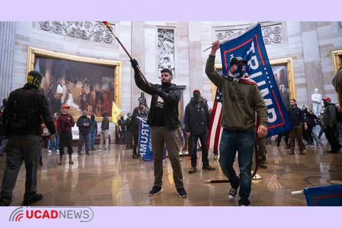 Capitol rioter