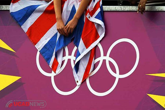 busters allowed British Olympians,